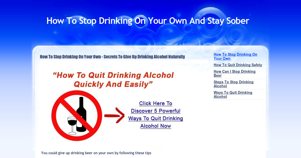 answers days drink after stopping antabuse